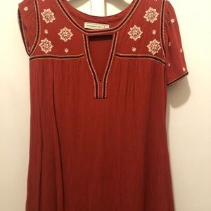 Abercrombie & Fitch Summer Dress Small